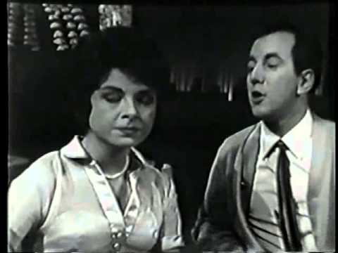 Bobby Darin and Joanie Sommers