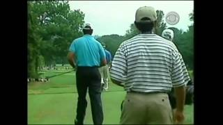 2005 PGA Championship Mickelson and Elkington