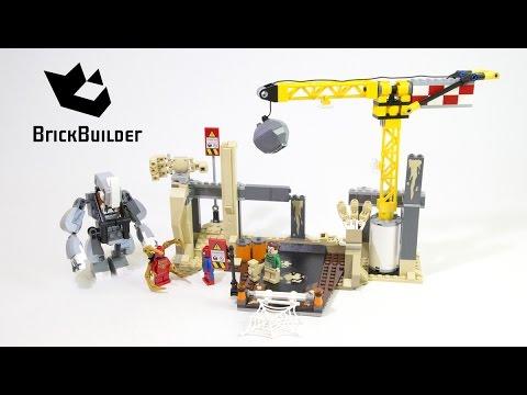 Download video: Lego Super Heroes 76037 Rhino and Sandman ...