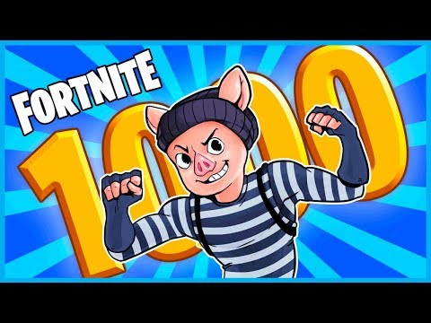 GETTING MY 1000th WIN LIVE ON STREAM in Fortnite: Battle Royale! (Fortnite Solos w/ WILDCAT) thumbnail