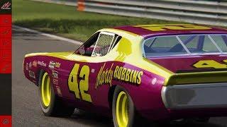 Laps around Monza - Marty Robbins & Bobby Allison - Assetto Corsa