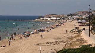 Costa Daurada ; Playa de L'Almadrava ; Holidays ; l'Hospitalet de l'Infant ; Tarragona ; Espagne