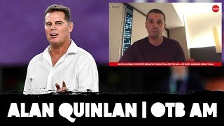 Alan Quinlan: Rugby World Cup final preview | England v South Africa | OTB AM