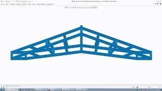 Creo Tutorial - Bridge Building and Simulation Tutorial
