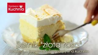 Sernik z rosą | DOROTA.iN