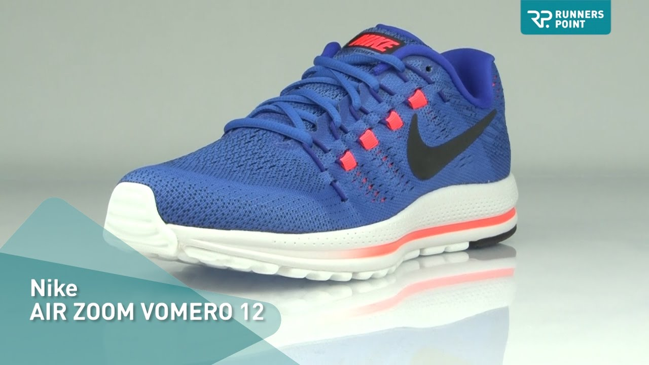 15b1edcee933 Nike AIR ZOOM VOMERO 12 - YouTube
