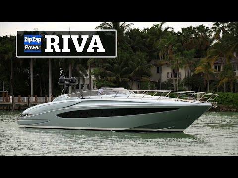 Riva Yachts | Keep it classy.