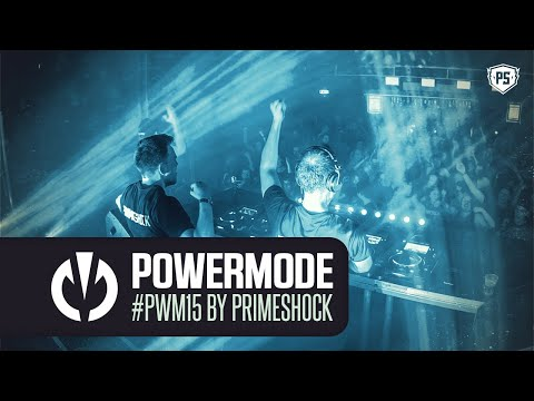 #PWM15 | Powermode - Presented by Primeshock (live video)