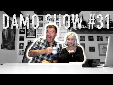 DAMO SHOW #31 - PERSONAL PROJECTS / NEW PLACES / EXPAND YOUR AUDIENCE / MUSICIAN FULL TIME