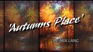 Mixing, Blending & Shading Color Washes to Create an Expressionist Landscape