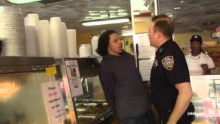 Eric Andre Show - Cop Clip