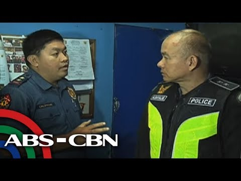 The World Tonight: Albayalde inspects Metro Manila police stations, finds sleeping cop