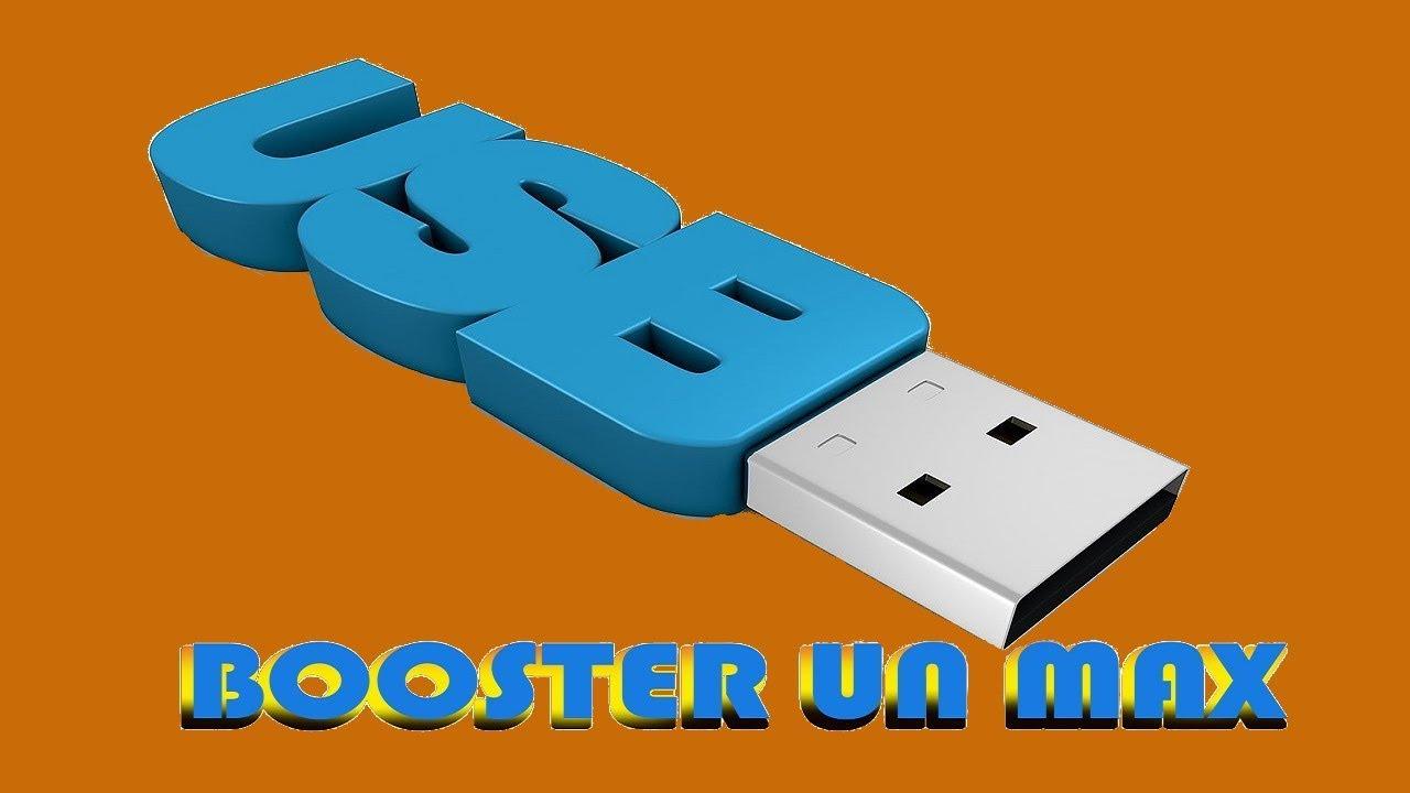 Download (TUTO) COMMENT BOOSTER LA RAM DE SON PC AVEC UNE CLÉ USB 2017