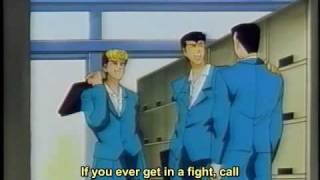 Shonan Junai Gumi OVA 02 Part 3