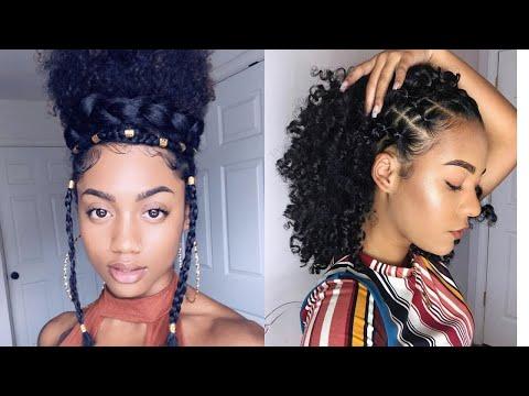 Shocking Natural Hair Transformations Compilation 2019 Big Chop