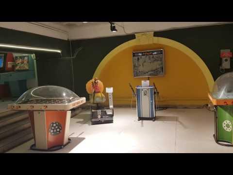 Музей Советских игровых автоматов Москва Россия