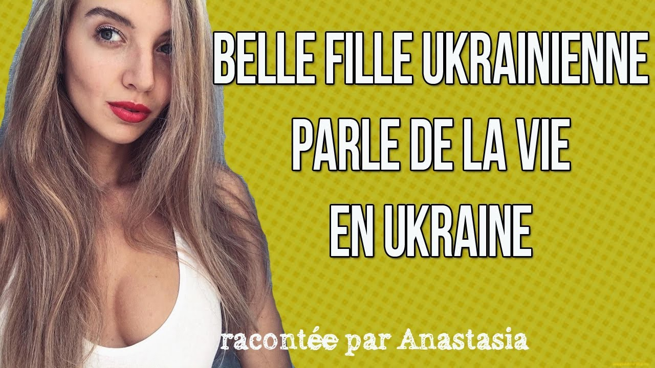Belle fille ukraine