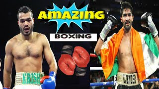 Amazing Knockout Boxing! TIGERS V/S ARMY FIGHTERS Most popular video in india
