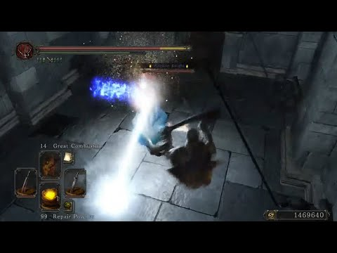 Dark Souls 2 - Some Hackers Just Wanna Have Fun