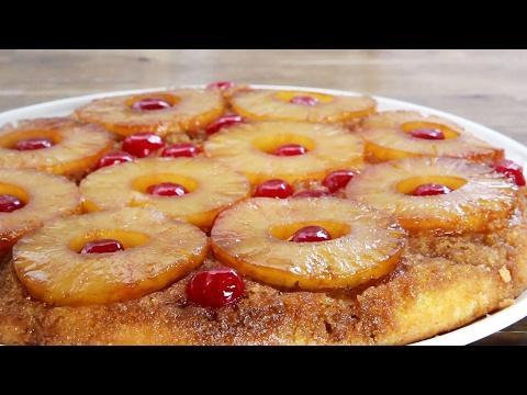gâteau-à-l'ananas-à-l'ancienne