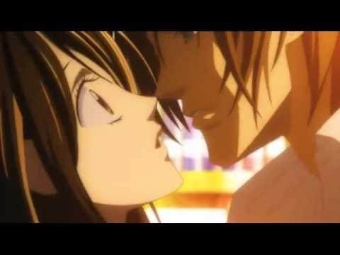 Tsubaki x Tsubaki || Usui x Misaki [kiss scenes]
