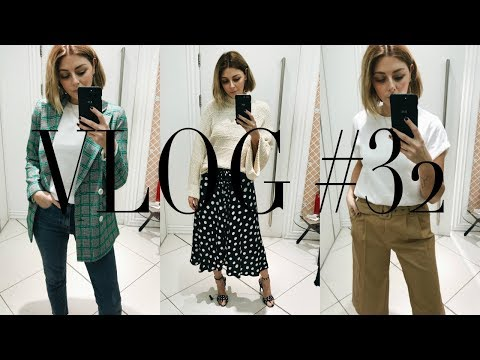 Come Topshop Personal Shopping With Me | HUGE Try On