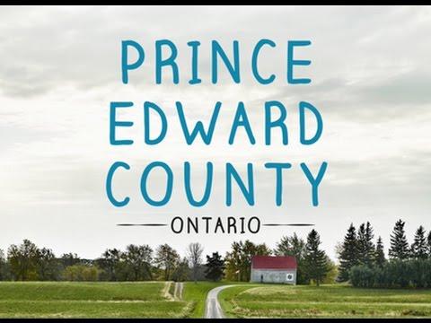 The CDN Cheese Trail - Prince Edward County, Ontario