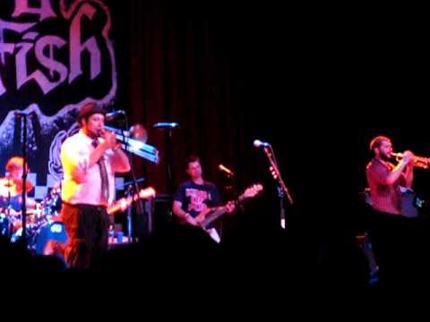 Reel Big Fish @ The House Of Blues, Cleveland, Ohio - 15-7-09