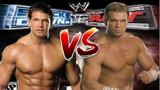 WWE Smackdown vs Raw  Mark Jindrak vs Charlie Haas