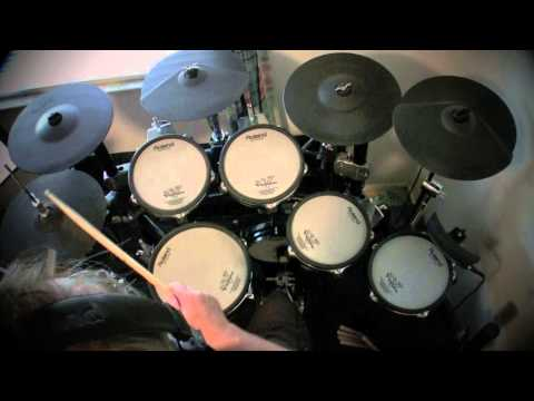 Touch The Sky - Hillsong UNITED (Drum Cover)