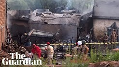Military plane crash in Pakistan kills 17