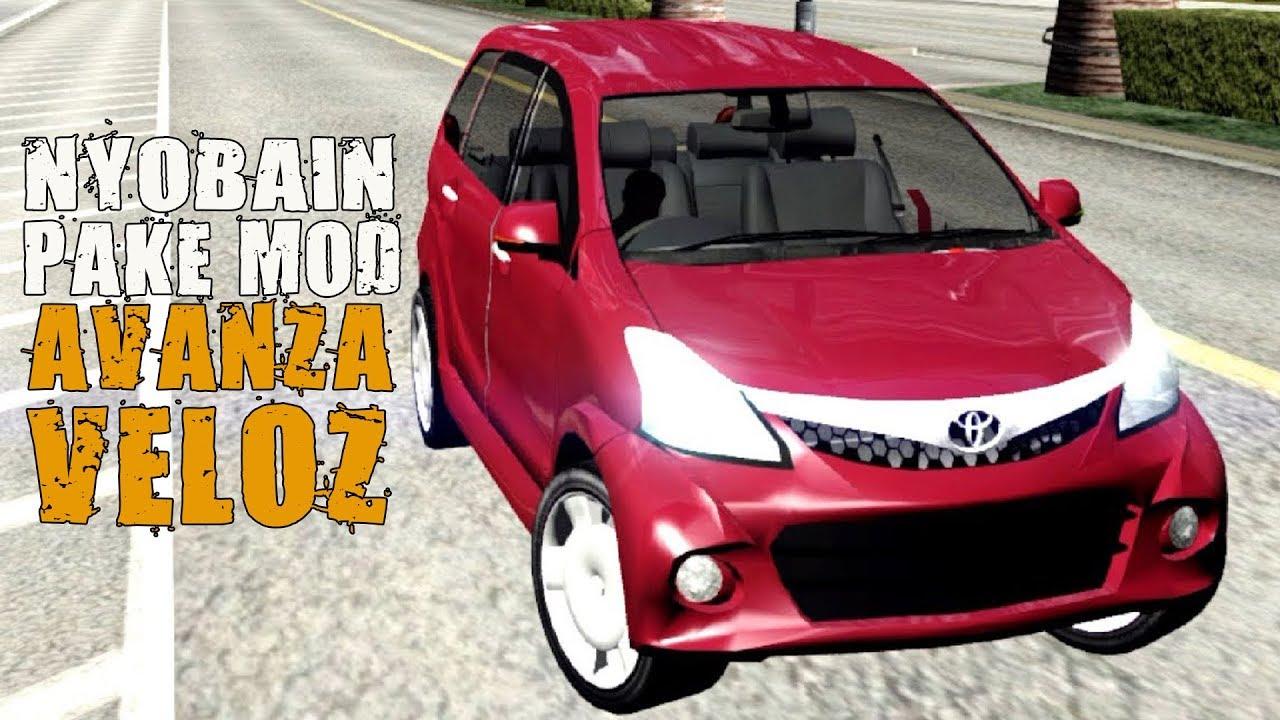 66+ Mod Bussid Mobil Avanza Veloz HD Terbaik
