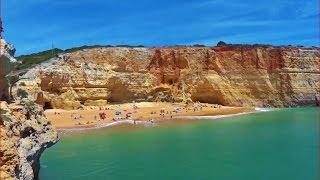 Portugal Algarve, Beach Benagil, Follow Me Around