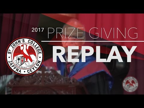 2017 Prize Giving | SJC Full Replay