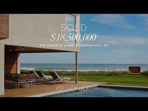 Hamptons Real Estate - 719 Daniels Lane, Sagaponack Oceanfront