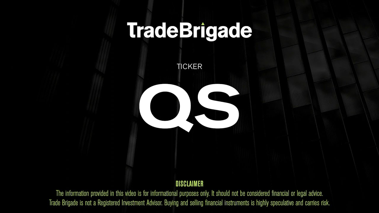 Download QS (Quantumscape) Stock Technical Analysis | 9/23/2021