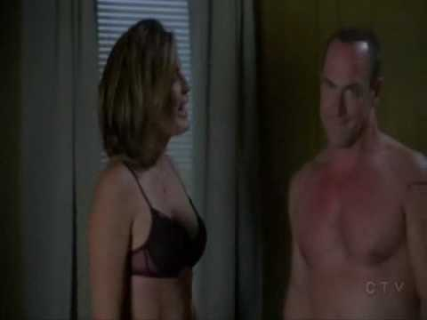 In Law & Order SVU has Benson and Stabler had an affair
