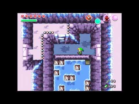 Zelda Elementary Stones - Niveau 3 : palais des glaces