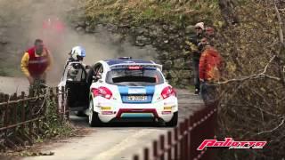 Paolo Andreucci Incendio Rally il Ciocco 2015