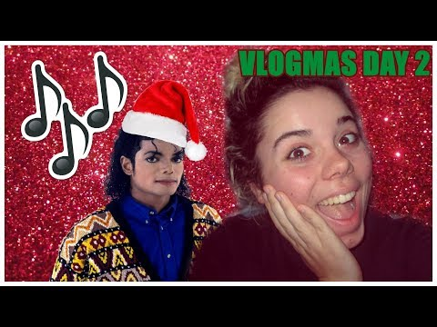 WRITING A SONG FOR MICHAEL! // VLOGMAS DAY 2