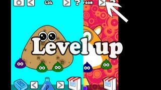 How to level up your pou