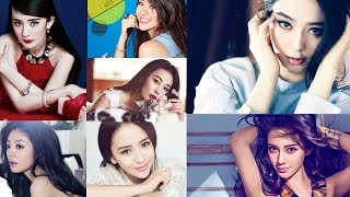 Video The 10 Most Beautiful Actress china of 2017 download MP3, 3GP, MP4, WEBM, AVI, FLV November 2017
