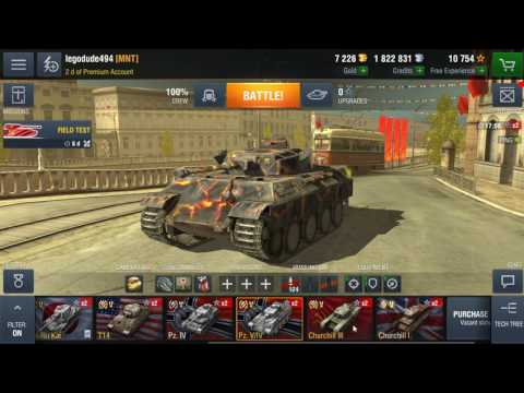 The Great Blitz Equipment Redesign Rant of update 3.8! - World of Tanks Blitz
