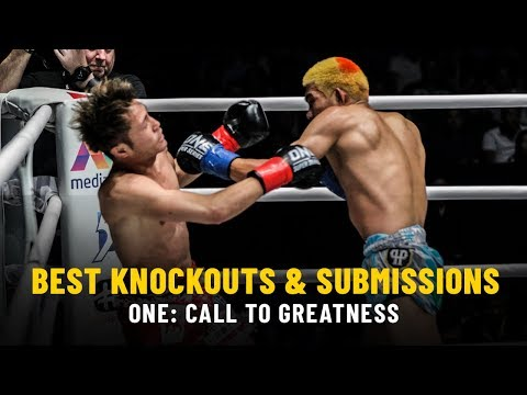 ONE: CALL TO GREATNESS Highlights | Best Knockouts & Submissions