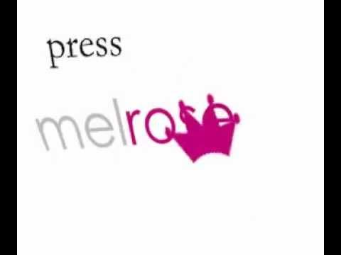 MELROSE press Agence de Relations Press