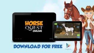 Horse Quest Online Trailer