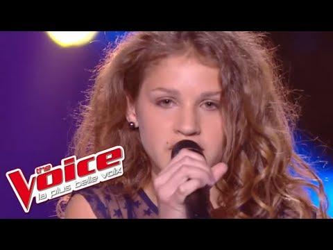 Lou (The Voice Kids) - Toutes les chances du monde | The Voice France 2017 | Live