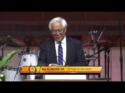 BÌNH AN TRONG TÂM HỒN. Mục sư Nguyễn Thỉ. HT Tin Lành Orange