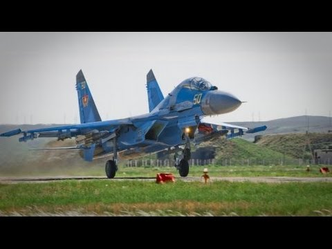 Military Aircraft Crashes In Kazakhstan