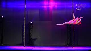 Angelika Gromacka  - I place Semi-pro - Pole Dance Show 2019